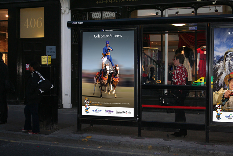 CAMPAIGN FOR COMMON WEALTH GAMES - 2010