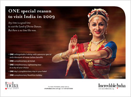 Global Campaign for Incredible India